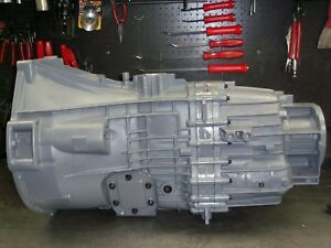 Ford Zf 6 speed Transmission 7 3 Diesel Dyno Tested