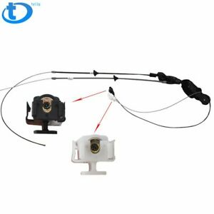 Rear Power Sliding Door Cable Kit W O Motor Right Rh For 2004 2010 Toyota Sienna