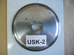 Usk 2 Meat Slicer Knife Blade For Univex 4510 And 8510 Slicers Brand New