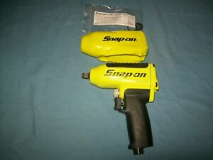 New Snap on 3 8 Drive Super Duty Magnesium Air Impact Wrench Mg325hv Unused