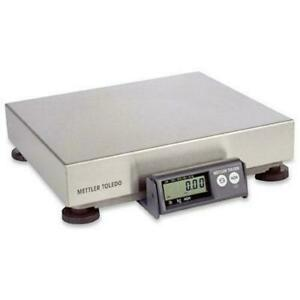 used Mettler Toledo Ps60 Shipping Scale 150 Lb X 0 05 Lb