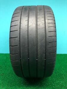 1 Great Used Michelin Pilot Super Sport 285 35zr18 285 35 18 2853518 60 Life