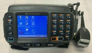 Motorola Symbol Wt4090 Qty 4 Lot With Charging Station As Is Read Description