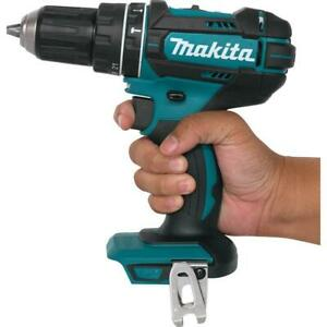 Makita Xph10z 18v Lxt Lithium ion Cordless 1 2 Hammer Driver drill tool Only