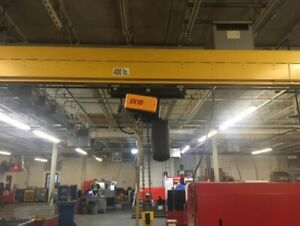Kundel 2 Ton Overhead Crane 50ft X 24ft I Need To Sell This
