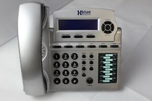Lot 6 Xblue Networks 1670 86 Silver Business Office Phones