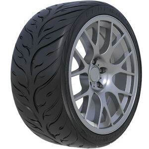 18 Federal 595rs rr 275 35zr18 275 35 18 2753518 95w 2 New Tires