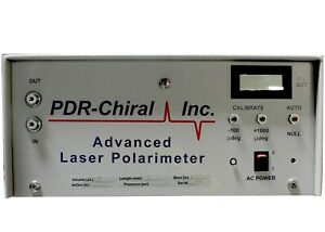 Pdr chiral Inc Advanced Laser Polarimeter