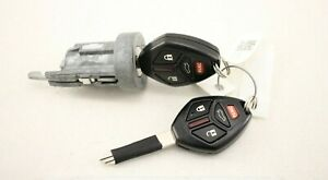 New Oem Keyless Entry Remote Fob Key Mitsubishi Eclipse Pair With Switch 06 09