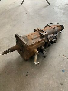 Ford Flathead 3 Speed Overdrive Transmission Borg Warner R10 1949 1953