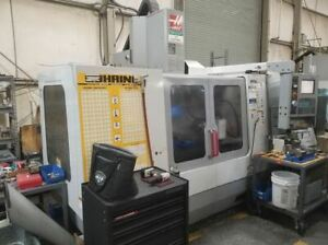 Haas Vf 3d Cnc Vertical Machining Center W 10 000 Rpm Spindle