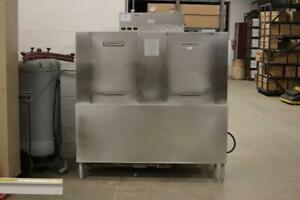 Hobart Commercial industrial Dish Washer Machine C64a