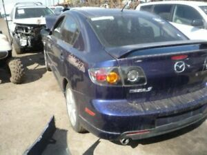 Trunk hatch tailgate Sedan With Spoiler Fits 04 06 Mazda 3 429426