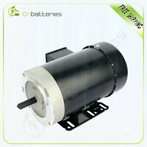 3 Hp Universal Motor Electric Motor 56c Frame 3600 Rpm Three Phase 9 0a 4 5a