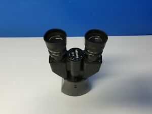 Mitutoyo Microscope Head Wf Part With 2x 10x 24 Eyepieces