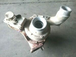 2003 2008 International Dt466 Turbo Charger With Actuator