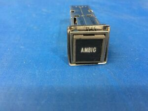 General Dynamics Push Switch Nsn 5930 01 159 7628 P n 10620sa1 303