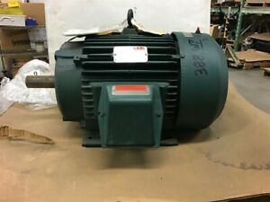 Reliance Electric 6989695 001 Motor 20hp 230 460v 3 Ph 286t 1180rpm
