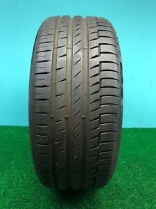1 Great Used Continental Premium Contact 6 Ssr 225 40r20 225 40 20 2254020 95