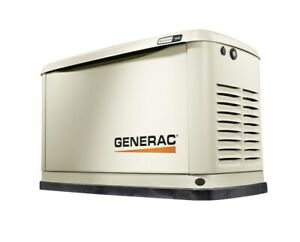 Generac 20 18kw Air cooled Standby Generator No Transfer Switch