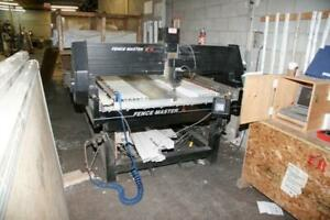 Cnc Router Fencemaster Z8
