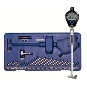 Fowler 54 646 401 X tender e Electronic Bore Gage Set 1 4 To 6