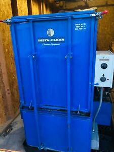 Insta clean Ic 7 Instaclean Ic 7 Parts Washer Model Ic 7