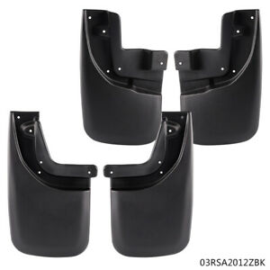 For Toyota Tacoma 2005 2015 Rear Front Mud Guards Splash Guards Mud Flaps