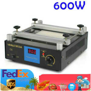 Bga Infrared Rework Station Electronic Hot Plate Soldering Preheat Preheating Us