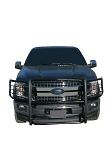 Atu Grille Brush Guard Black Front Bumper Protector Fits15 20 Ford F 150