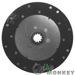 M180250 New 9 Single Stage Woven Clutch Disc Massey Ferguson To35 35 35ind 50
