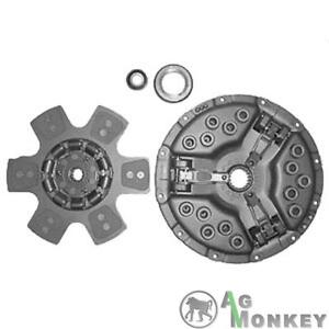 142184k 14 Single Stage Clutch Kit International 3788 6788