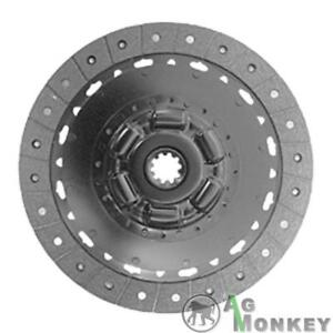 M182842 11 Dual Stage Clutch Woven Disc Massey Ferguson 105 204 Mh50