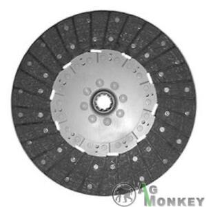 M191607 12 Single Stage Clutch Woven Disc Massey Ferguson 50 Ind 302 304 6500