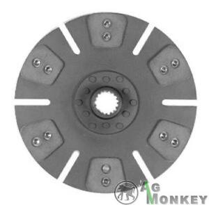 A58975 Hd6 14 Single Stage Clutch 6 large Pads Disc Case 970