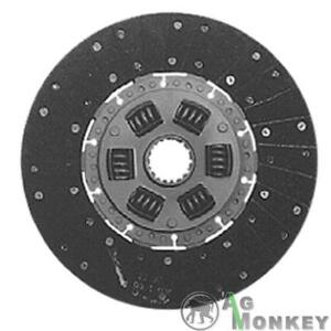 M864412 11 Single Stage Clutch Woven Disc Massey Ferguson 44 44 6 444 Mh44 Mh50
