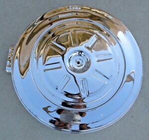 Thunderbird Lincoln Continental Chrome Air Cleaner 430 Oem Ford 58 65 1958 1965