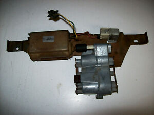 1960 1979 Cadillac Buick Chevy Olds Driver 6 Way Power Seat Motor Transmission