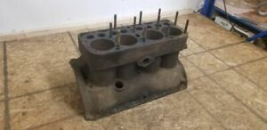 1928 31 Ford Model A 4 Cylinder Engine Motor Block Re Stamped 3729186