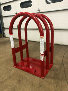 Branick 2130 Inflation Tire Cage Passenger And Light Truck Safety Tire 3 Bar