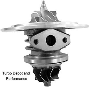Balanced Turbo Core Assembly For Gt1752s