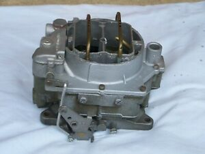 1959 61 Corvette Wcfb 2x4 270 Hp Front Carburetor