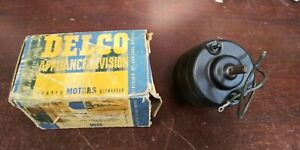 Nos Gm 47 55 Chevy Gmc Truck Commercial Utility Hot Water Heater Motor 5047709