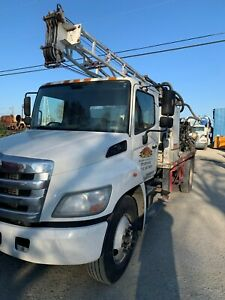 Drill Rig Mobile B57 Drill Rig Good Condition Many Extras See Equip List