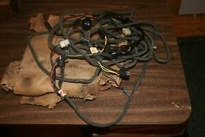 Nos 1969 Fairlane Ranchero Tail Light Harness C90z 14405 G Mint Condition