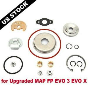 Set Metal Turbo Rebuild Fix Bag Kit Useful Fit For Upgraded Map Fp Evo 3 Evo X
