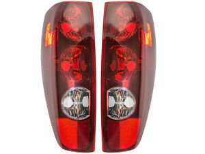 For 04 12 Colorado Canyon Isuzu 06 08 Pickup Taillight Lamp Left Right Pair