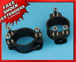 2 5 Front Lift Kit Steel Fits Ford Explorer 2006 2010 2wd 4wd Sport Trac