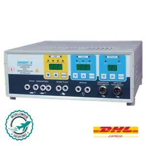 High Frequency Electrocautery Electrosurgical Unit Digital 300w Cautery System