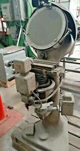 Jones Lamson Optical Comparator And Measuring Machine